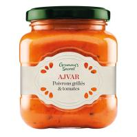 AJVAR poivrons grillés tomates