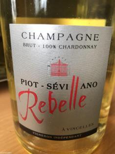 Piot Sevillano Champagne Rebelle