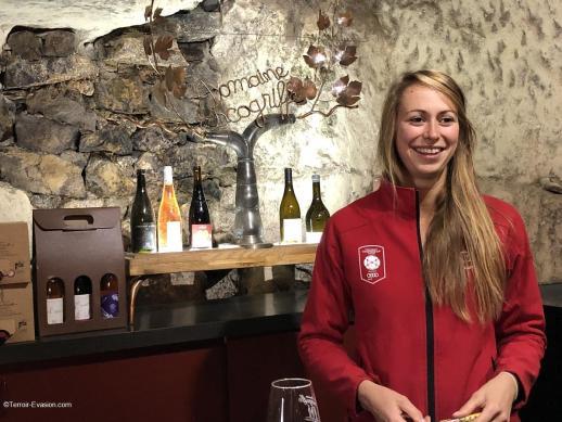Diane Domaine Escogriffe-Rosé Anjou_c2i