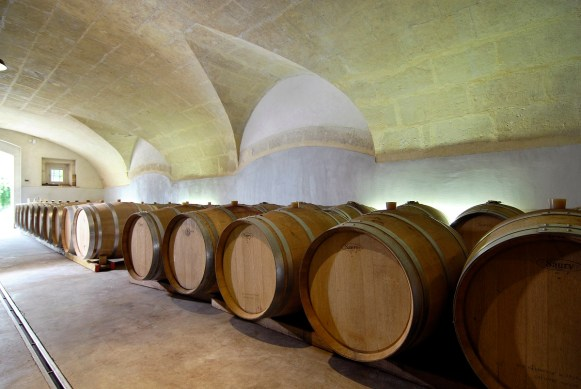 Gonet champagne cave