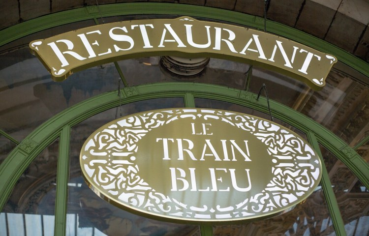 Restaurant Train Bleu