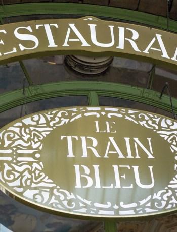 Restaurant Train Bleu