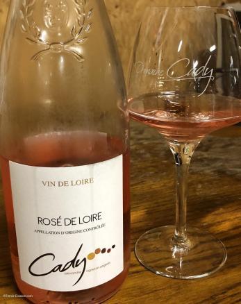 Rosé de Loire Domaine Cady_c2i