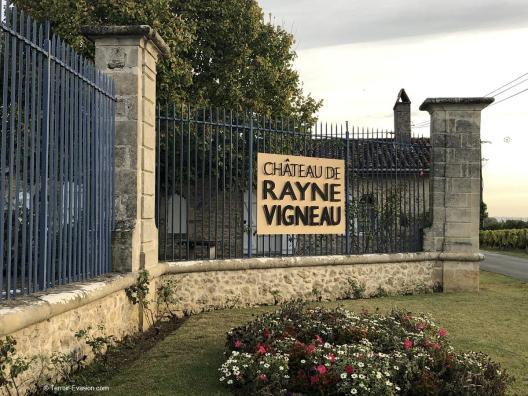 Vinsliquoreux de Bordeaux - Château Rayne Vigneau - Sauternes