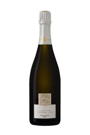 Chassenay D'Arce Champagne Pinot Blanc Extra Brut 2009