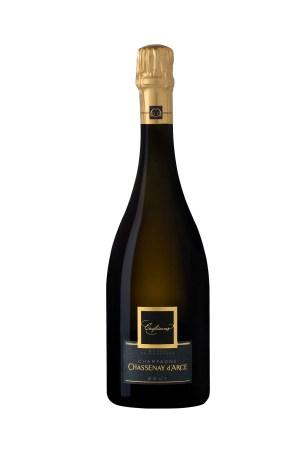 Chassenay D'Arce champagne Cuvée Confidences Brut