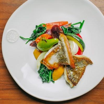 LUMIARES HOTEL-Restaurant Lumi- Plat poisson