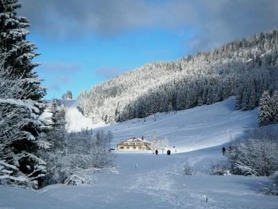 Monts Jura Ski nordique Rousses @Julie Hann Bourgogne-Franche-Comté Tourisme