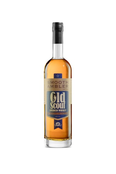 Whisky Old Scout American Whiskey