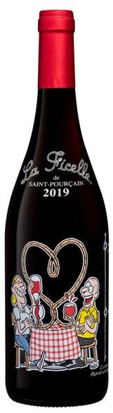 Saint Pourcain La-Ficelle-2019 rouge