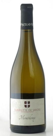 Vin de Savoie Roussette de Savoie Monthoux Fleur d'Altesse Domaine Jean Perrier