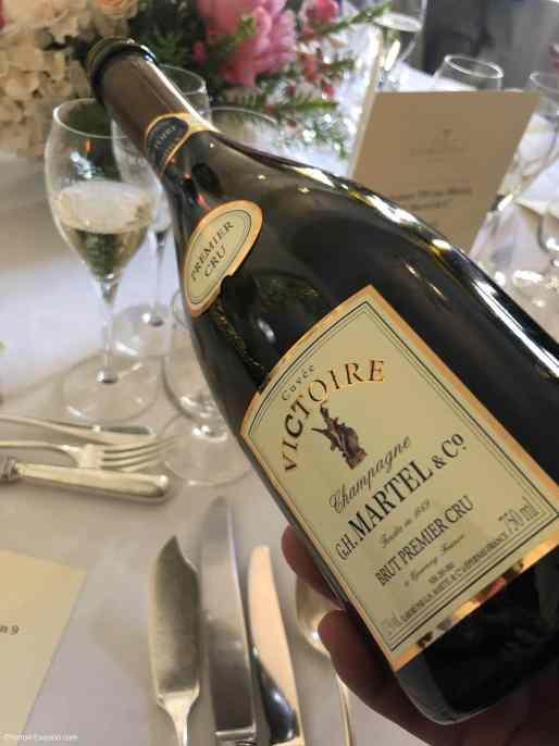 G.H Martel Champagne Victoire