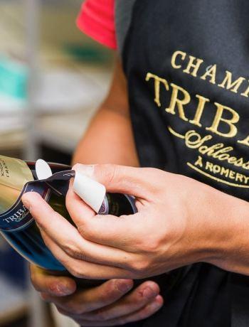 ChampagneTribaut Schloesser Blanc de Chardonnay