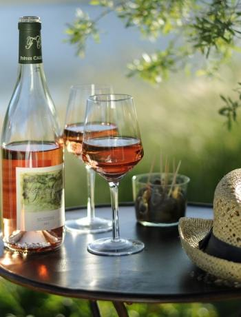 Vins rosés à prix doux