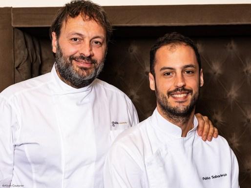 Assaggio restaurant Hotel Castille Collezione Paris Chefs