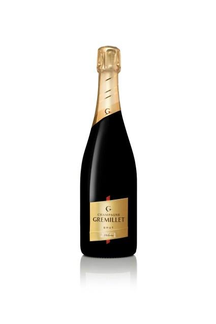 Champagne Gremillet millésimé 2011- Champagne ou Crémant