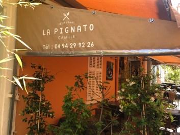 Le Lavandou - Restaurant La Pignato