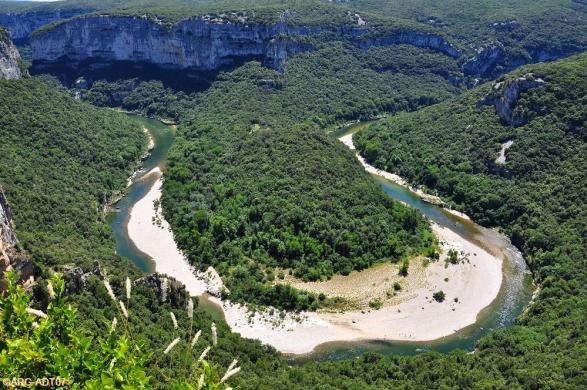 Les vins d'Ardèche - Les Gorges de l'Ardèche