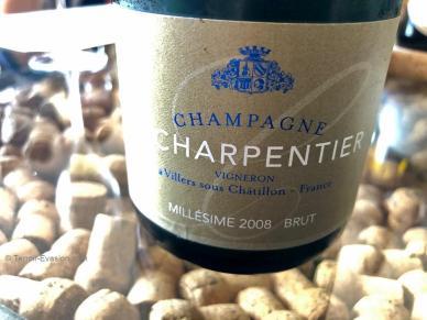 Champagne J.Charpentier - Millésime 2008
