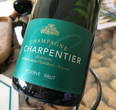 Champagne J.Charpentier - Réserve Brut