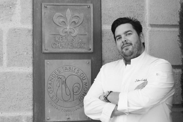 Château Cordeillan-Bages - Chef Julien Lefebvre
