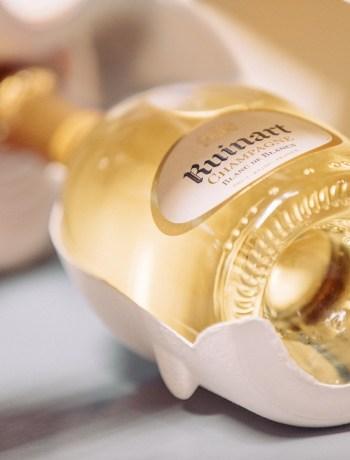 Champagne Ruinart - Coffret seconde peau 100% recyclable