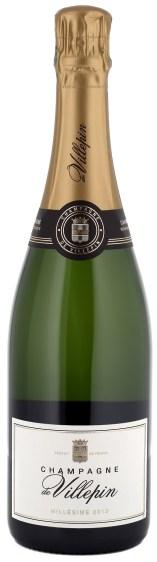 Champagne de Villepin - Millésime 2013