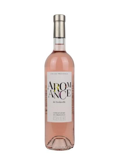 Domaine Fredavelle Aromance rosé 2017 Côteaux d'Aix-en-Provence