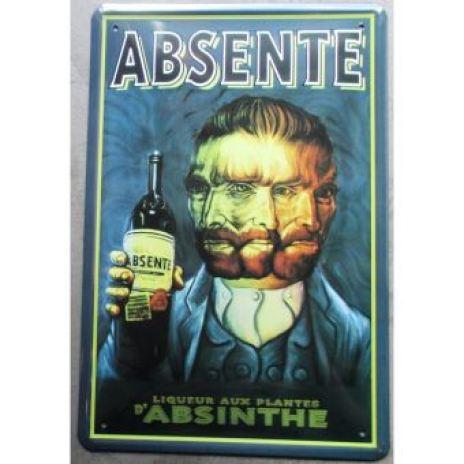 Henri Bardouin Absinthe affiche