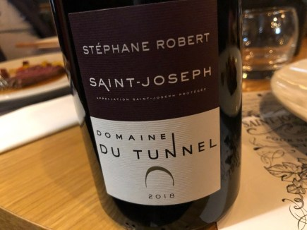 Saint-Joseph AOC - Domaine du Tunnel Stéphane Robert