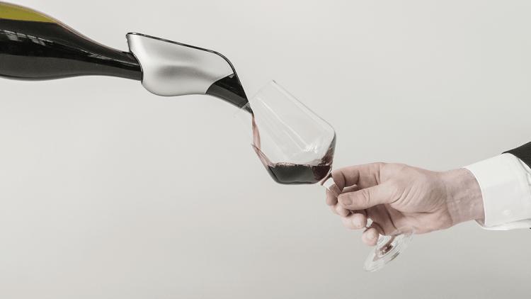 Aveine Essentiel l'aérateur de vin connecté - Service