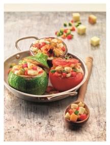 Petits Légumes farcis au Beaufort_©Madelon