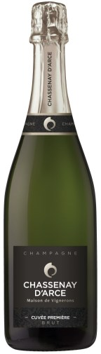 Champagne et fines bulles Chassenay d'arce Cuvée Première