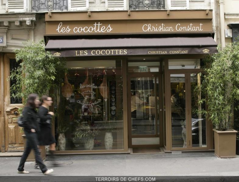 Les Cocottes Guide Des Restaurants Parisiens Des
