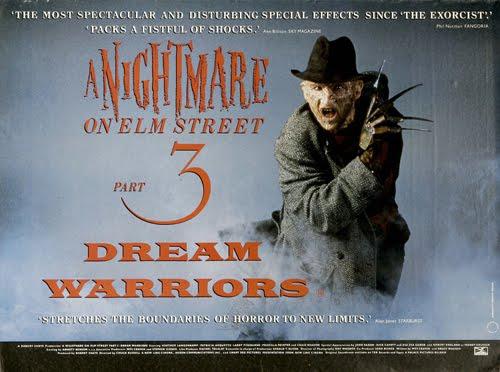 Elm Street 3 poster