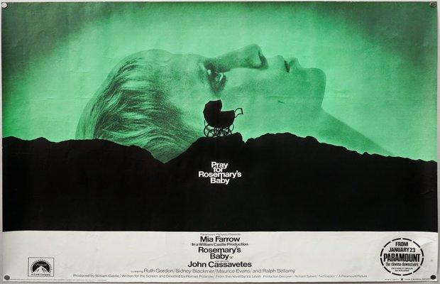 Aniversario: 50 años de 'La Semilla Del Diablo' (1968, Roman Polanski)