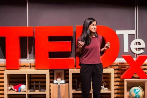 Aliya Dossa at TEDx Terry Talks 2014 | Photo by Sruthi Sreedhar