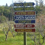 ubc farm sign