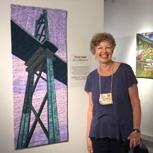 Terry Aske - FAN Canadian exhibit at Centennial Museum
