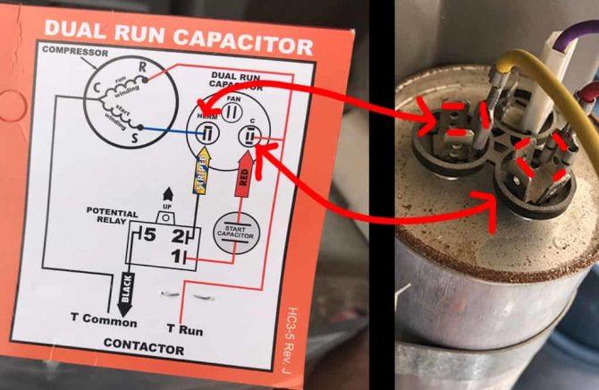 diagram payne ac capacitor wiring diagram full version hd