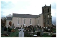 St. Mary's Catholic Church at Clonmany,