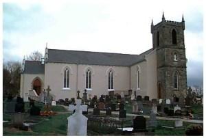 St. Mary's Catholic Church at Clonmany,