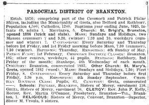 Branxton Parish