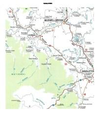 Singleton - Denman - Muswellbrook
