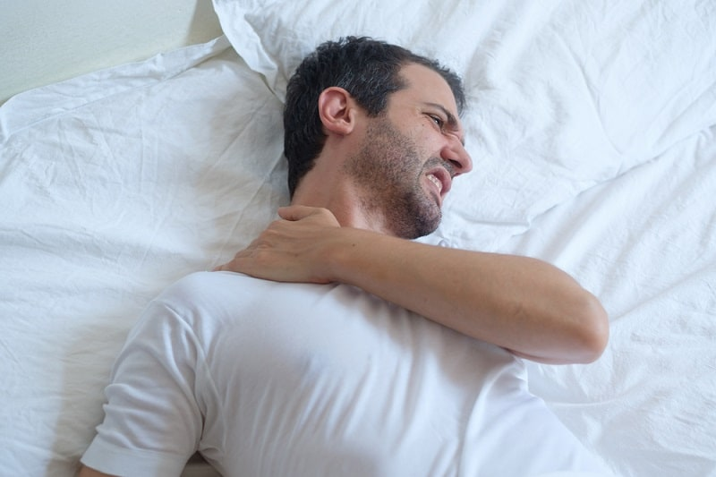 the best sleeping positions for