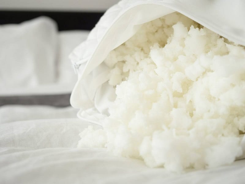 10 types of pillow stuffing which one