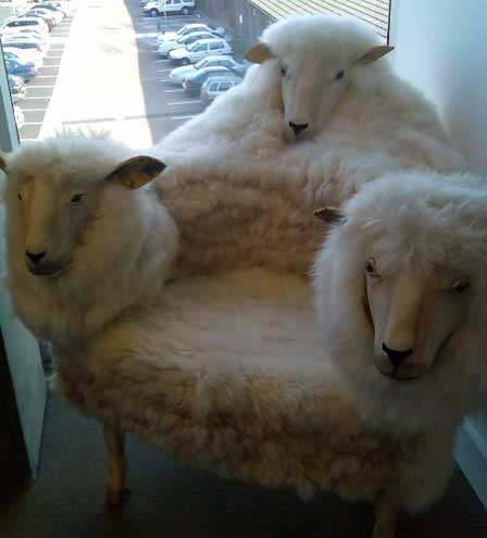Some Of The Weirdest Home Décor You'll Find – Terrys Fabrics's Blog