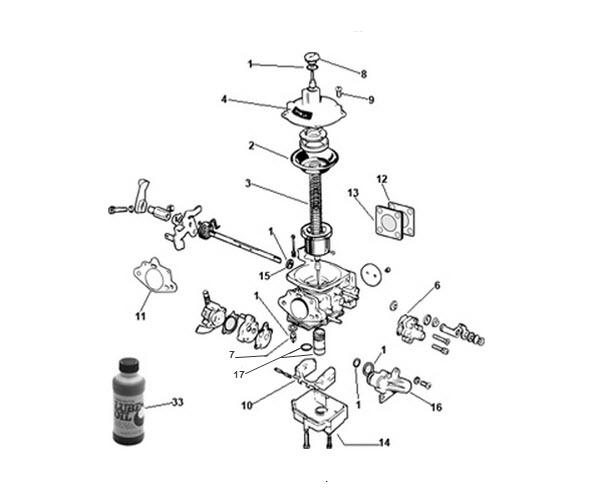 Stromberg Carburetors: Terrys Jaguar Parts