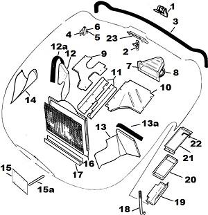 Aftermarket Engine Wiring Harness Cobra Engine Wiring