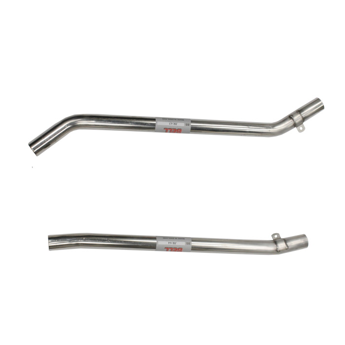 Terrys Jaguar Parts: Exhaust, Bell Stainless Steel System